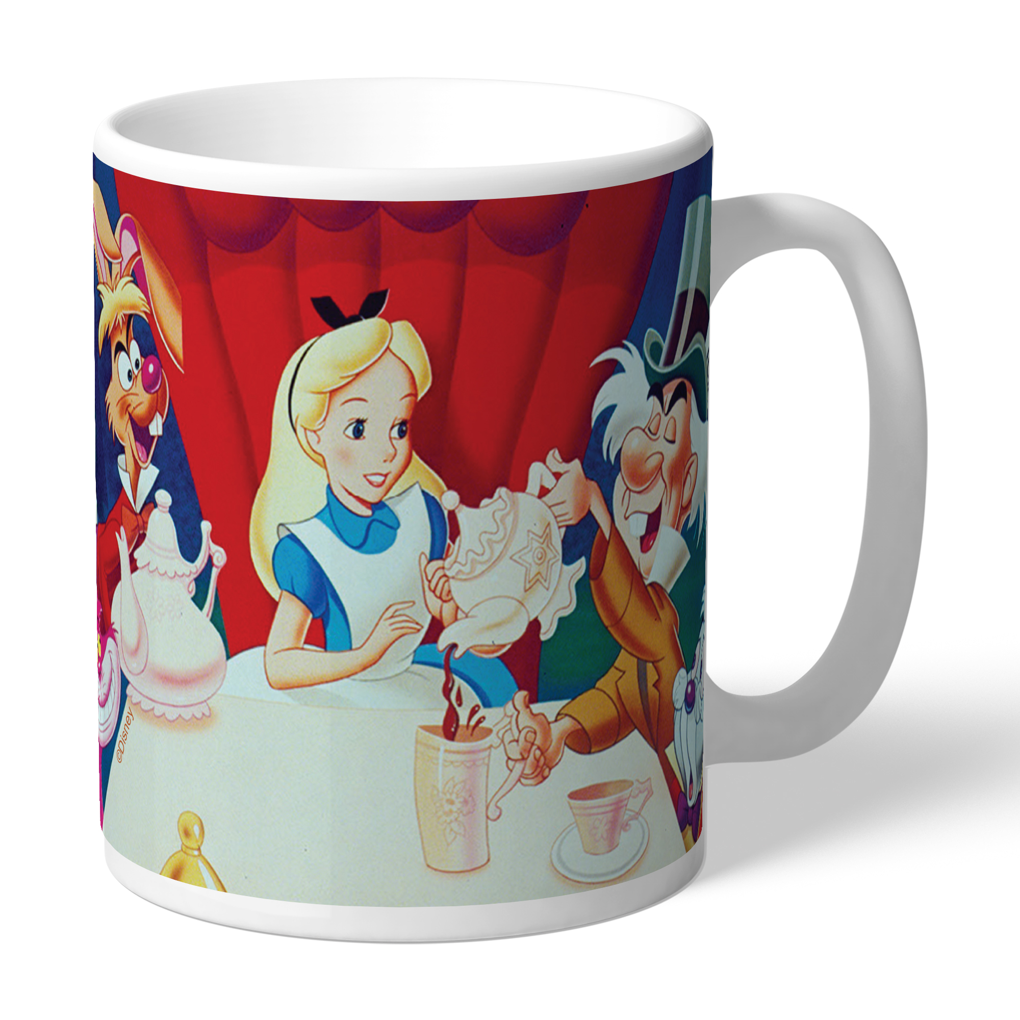 Disney Classic Alice In Wonderland Mug