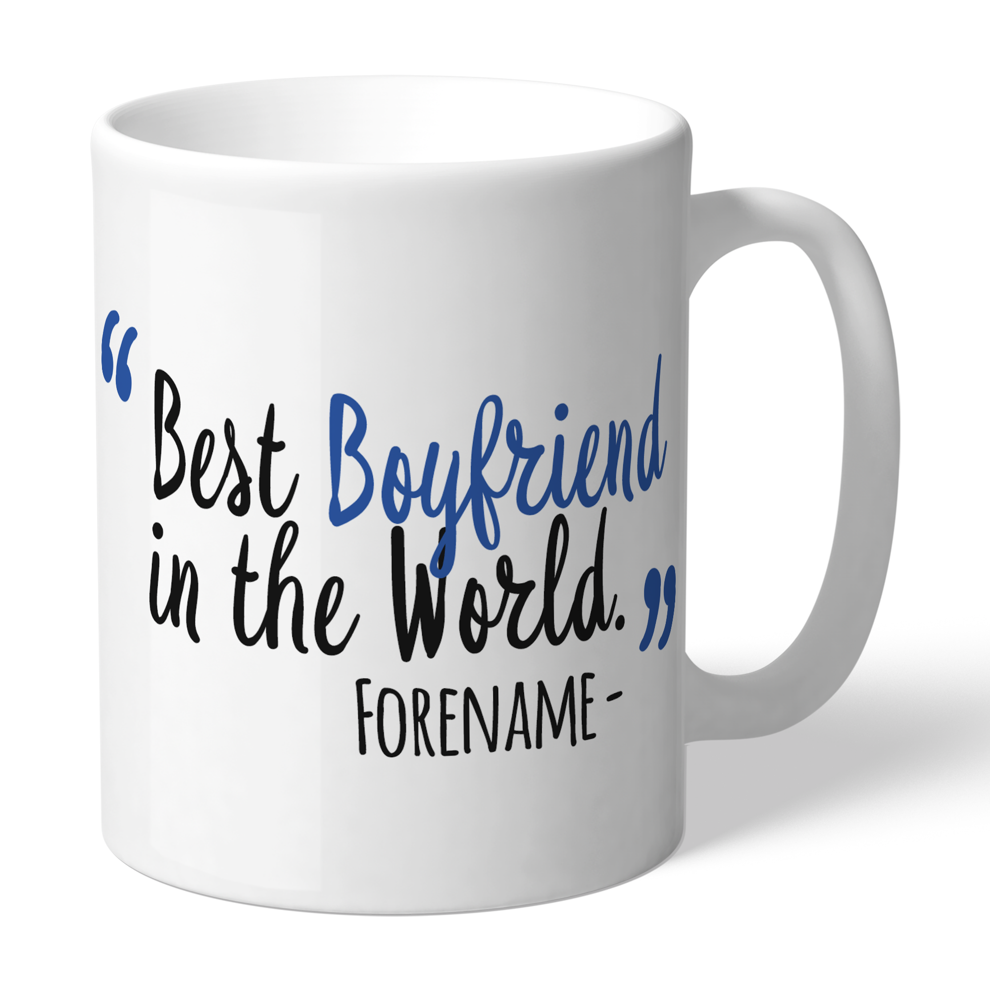 Sheffield Wednesday Best Boyfriend In The World Mug