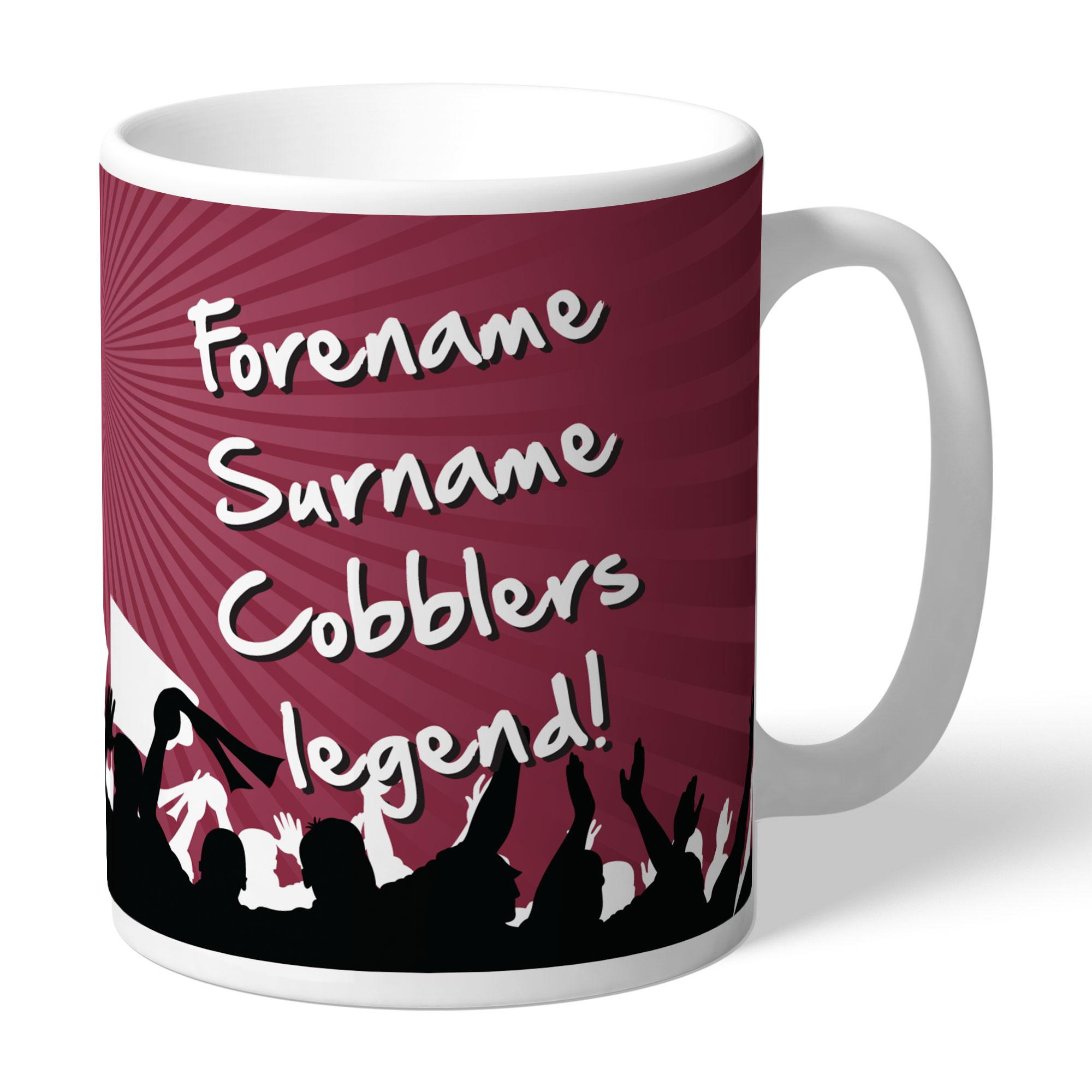 Northampton Town FC Legend Mug