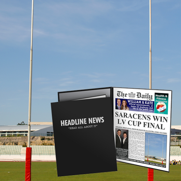 The Daily Rugby Union News Folder - Male