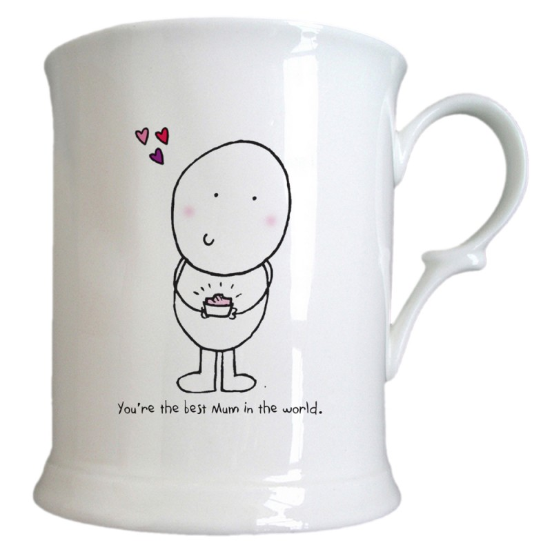 Chilli & Bubble's Mother's Day Half Pint Tankard