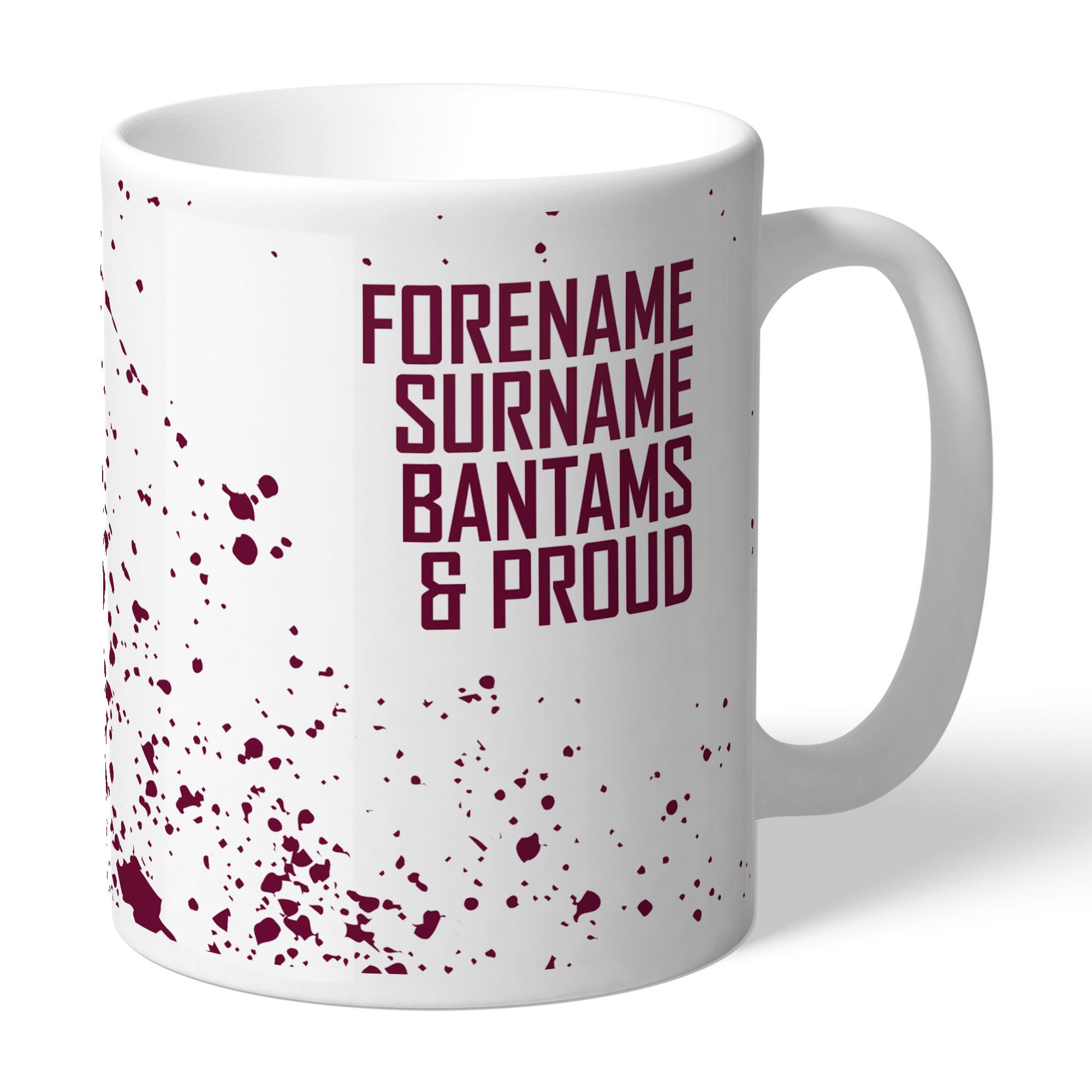 Bradford City AFC Proud Mug