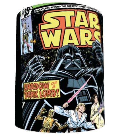 Star Wars Classic Comic Print Mug