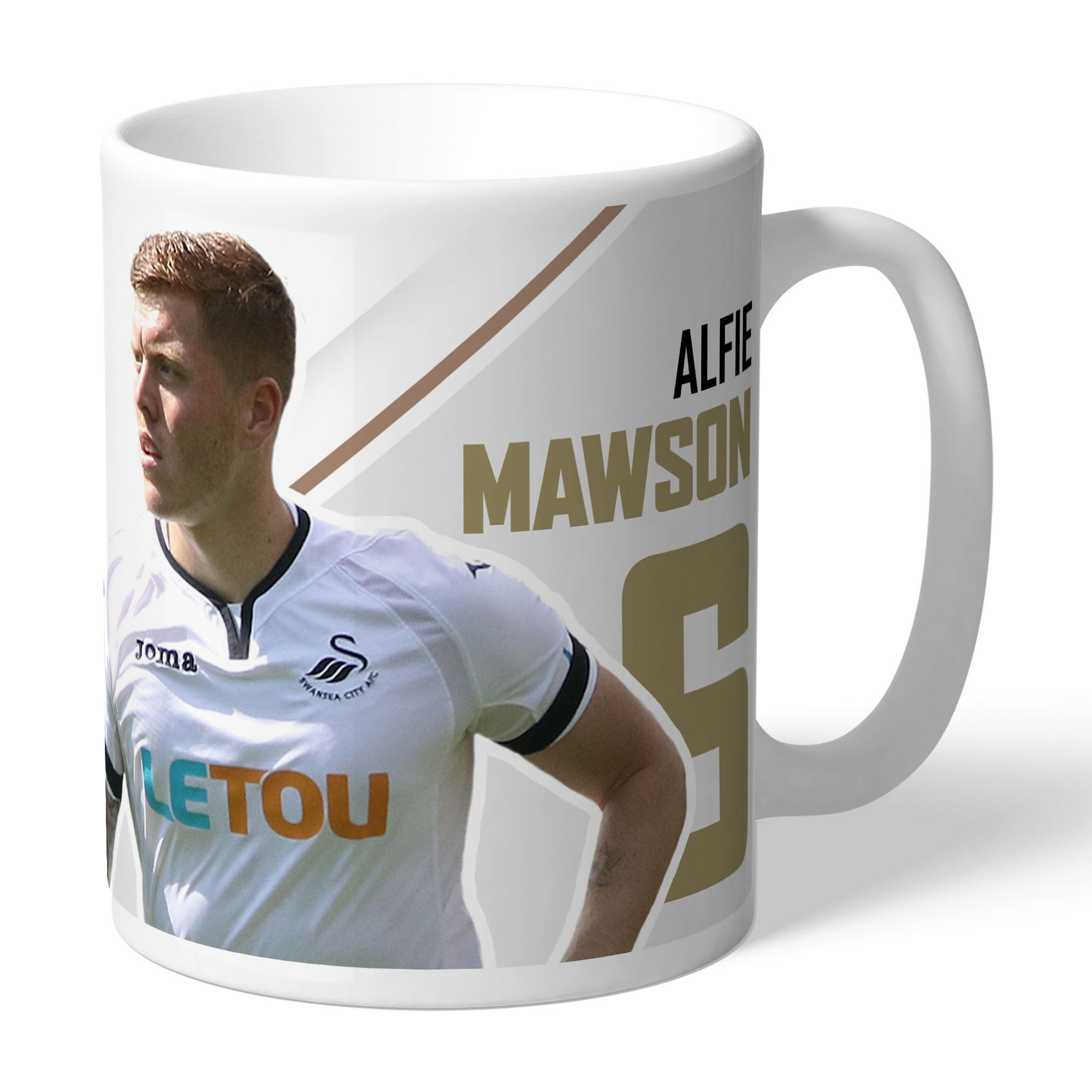 Swansea City AFC Mawson Autograph Mug