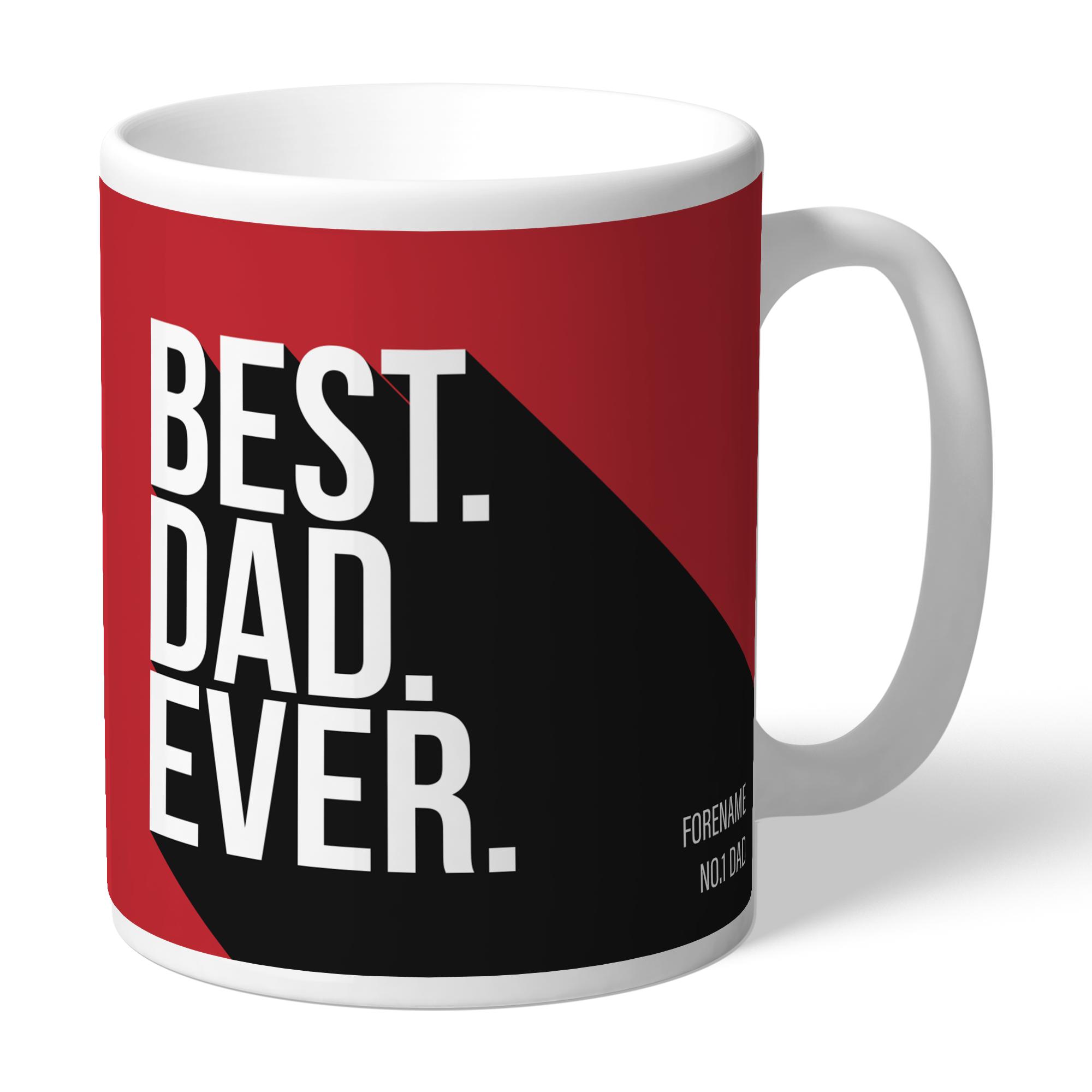 Middlesbrough Best Dad Ever Mug