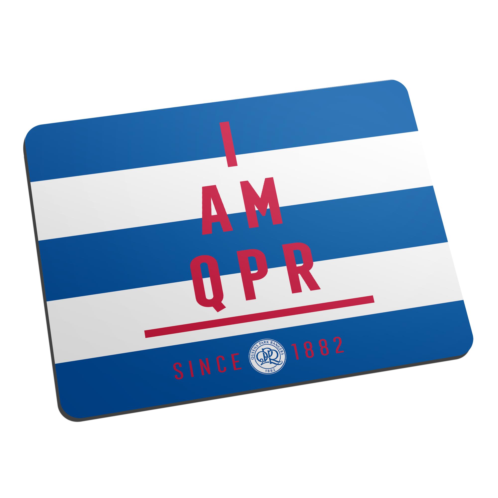 Queens Park Rangers FC I Am Mouse Mat