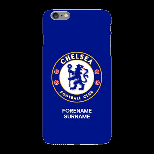 Chelsea FC Bold Crest iPhone 6 Plus Phone Case