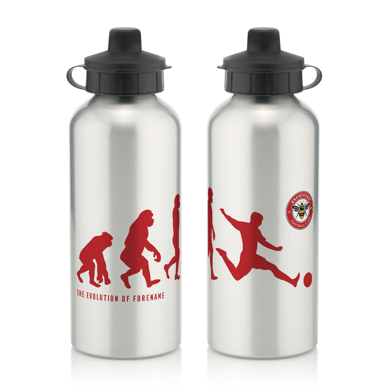 Brentford Evolution Water Bottle