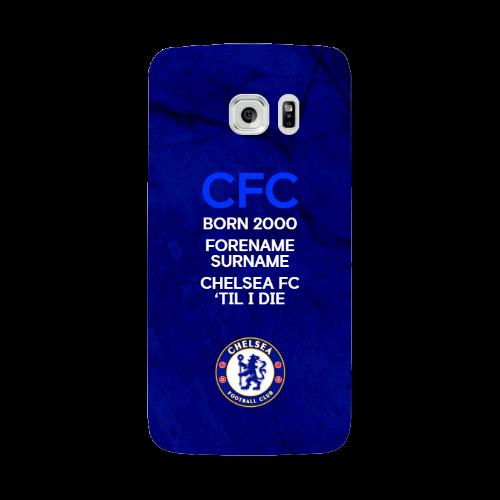 Chelsea FC 'Til I Die Samsung Galaxy S7 Edge Phone Case