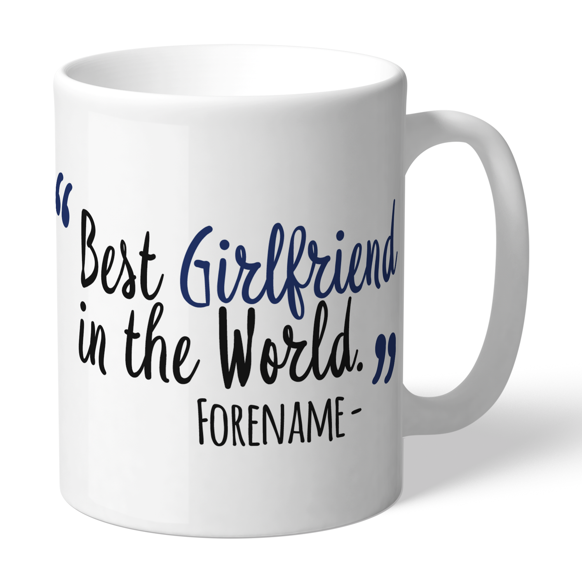 West Bromwich Albion FC Best Girlfriend In The World Mug