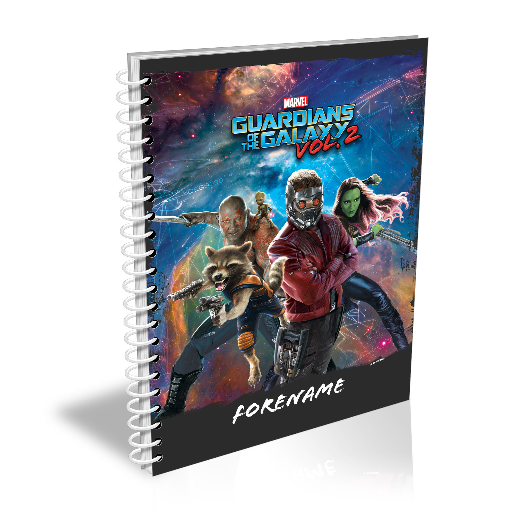 Marvel Guardians of the Galaxy Group A5 Notepad