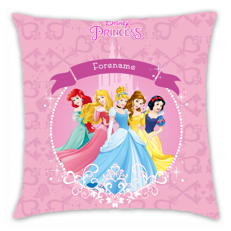 Disney Princess Group Cushion