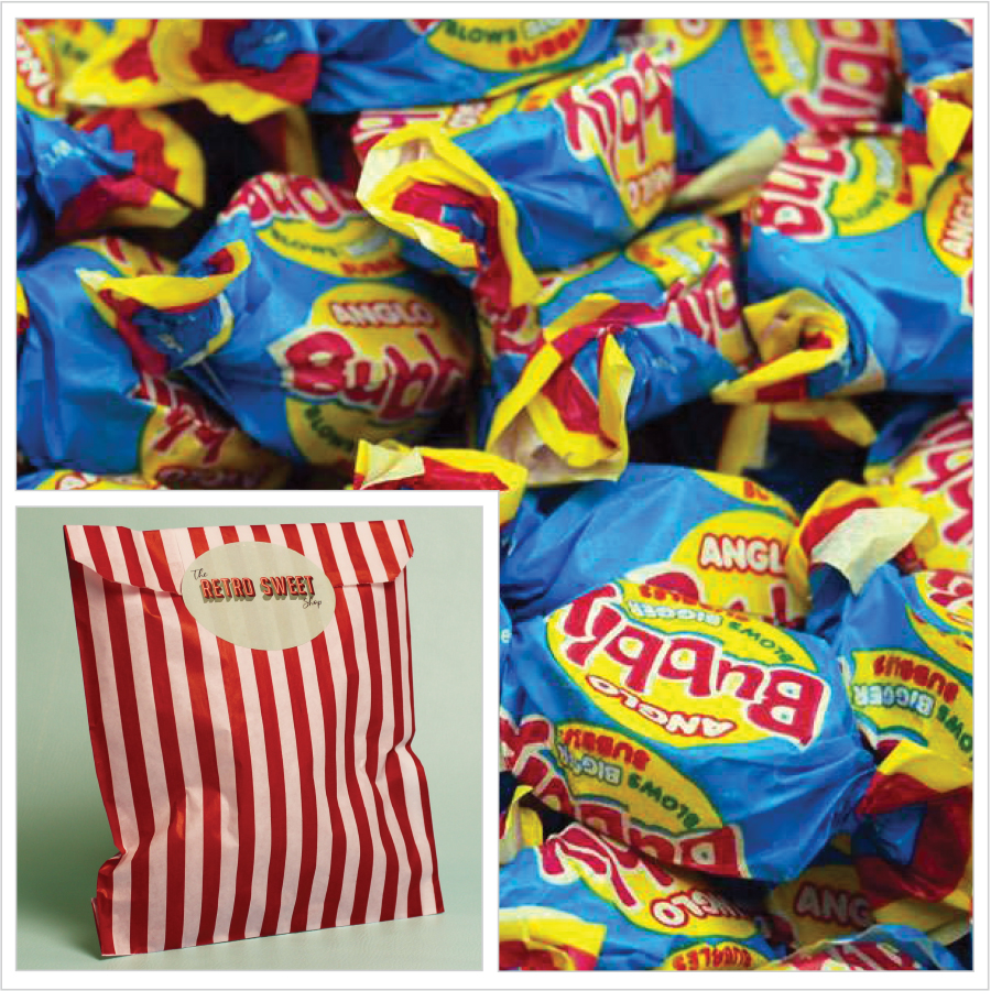 Anglo Bubbly Sweet Bag