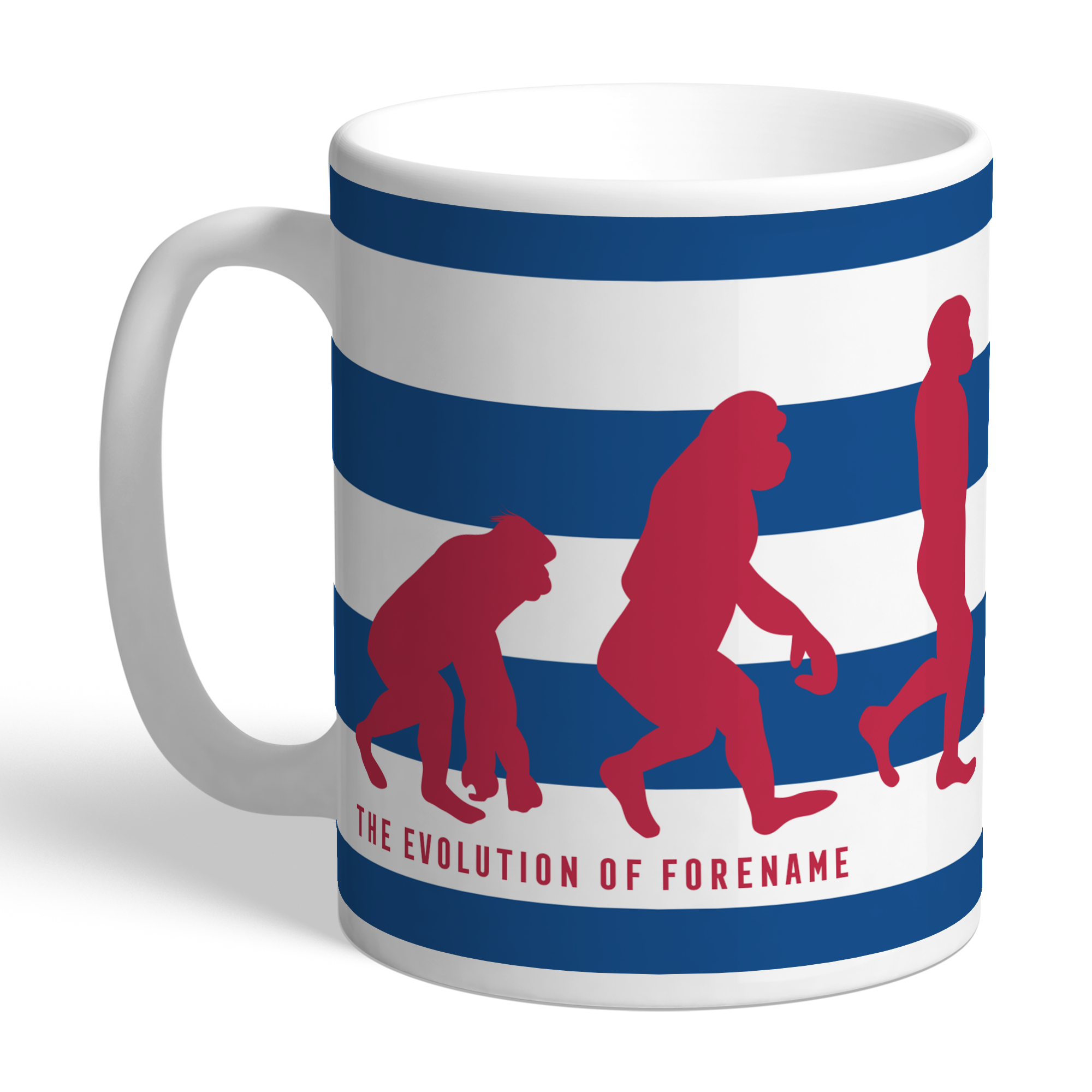 Reading FC Evolution Mug