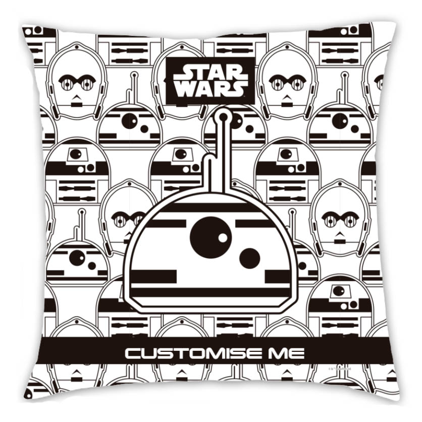 Star Wars BB8 Icon Cushion
