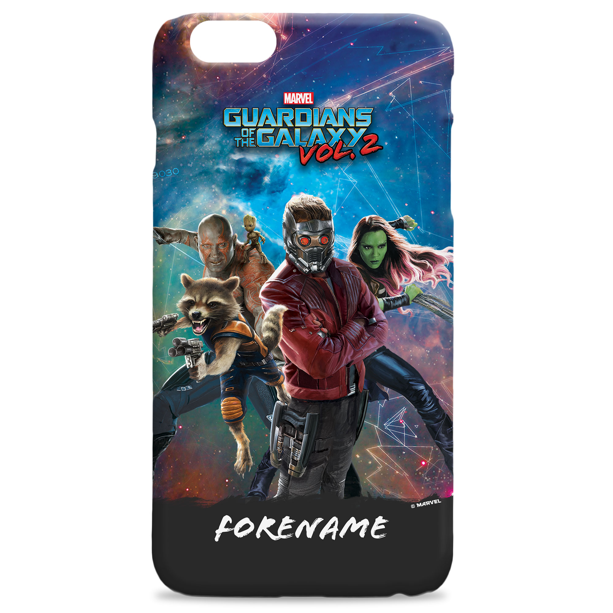 Marvel Guardians of the Galaxy Group Phone Case