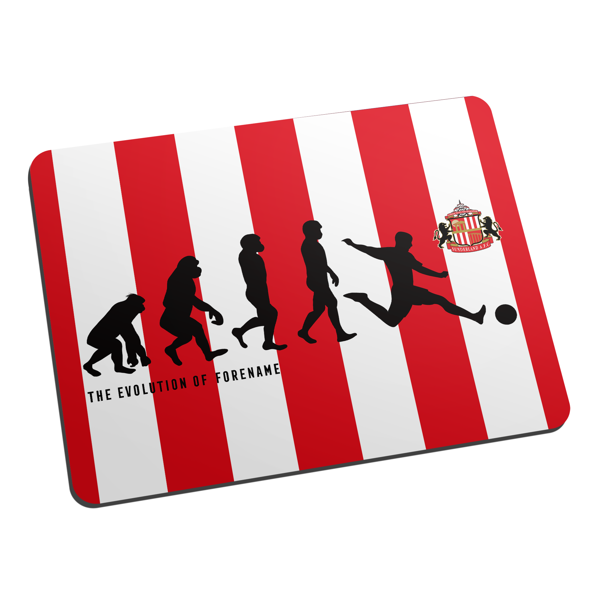 Sunderland AFC Evolution Mouse Mat