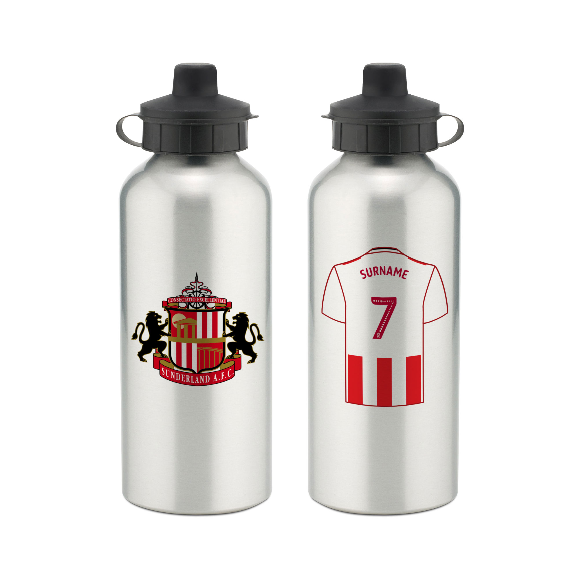 Sunderland AFC Aluminium Water Bottle