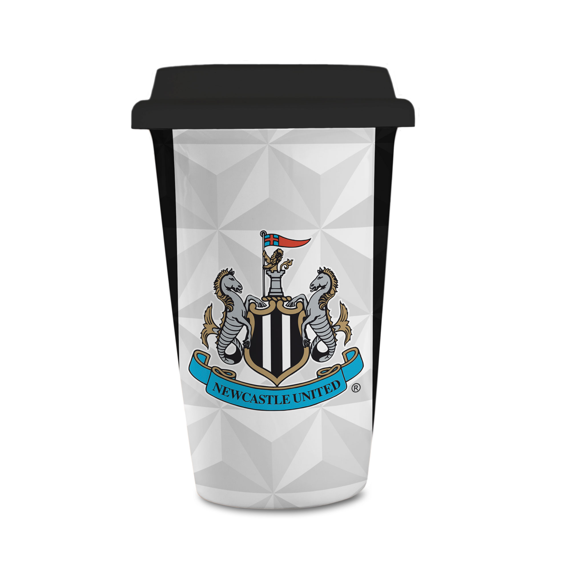 Newcastle United FC Crest Reusable Cup