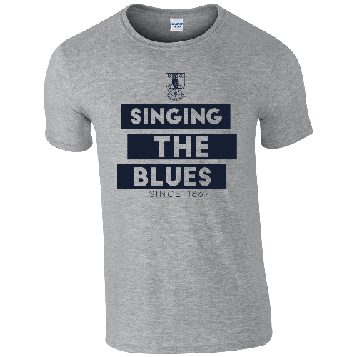 Sheffield Wednesday FC Chant T-Shirt