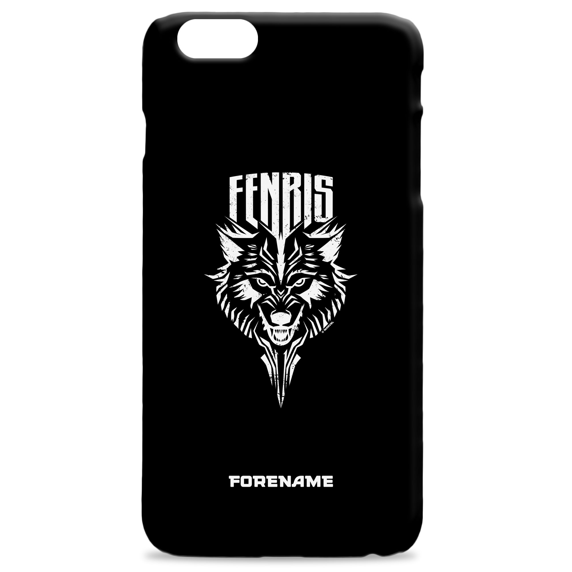 Marvel Thor Ragnarok Fenris Badge Phone Case