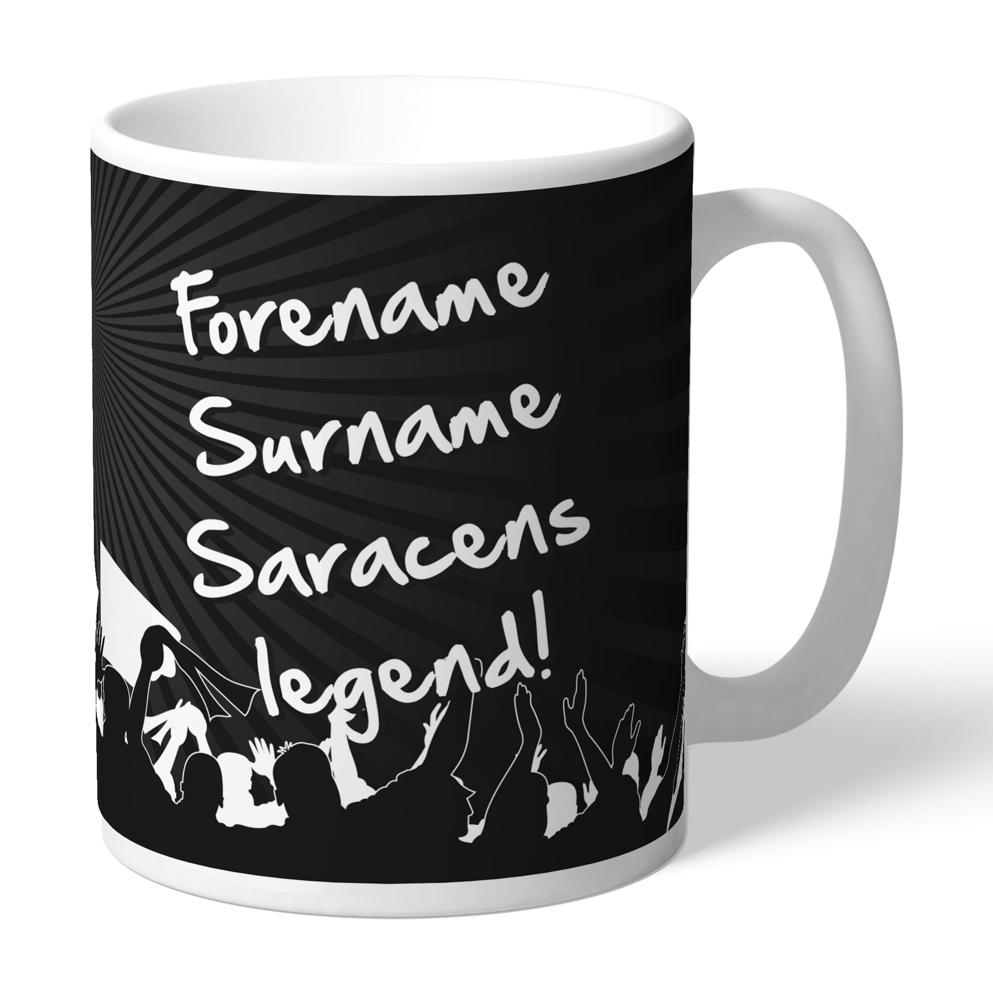 Saracens Legend Mug
