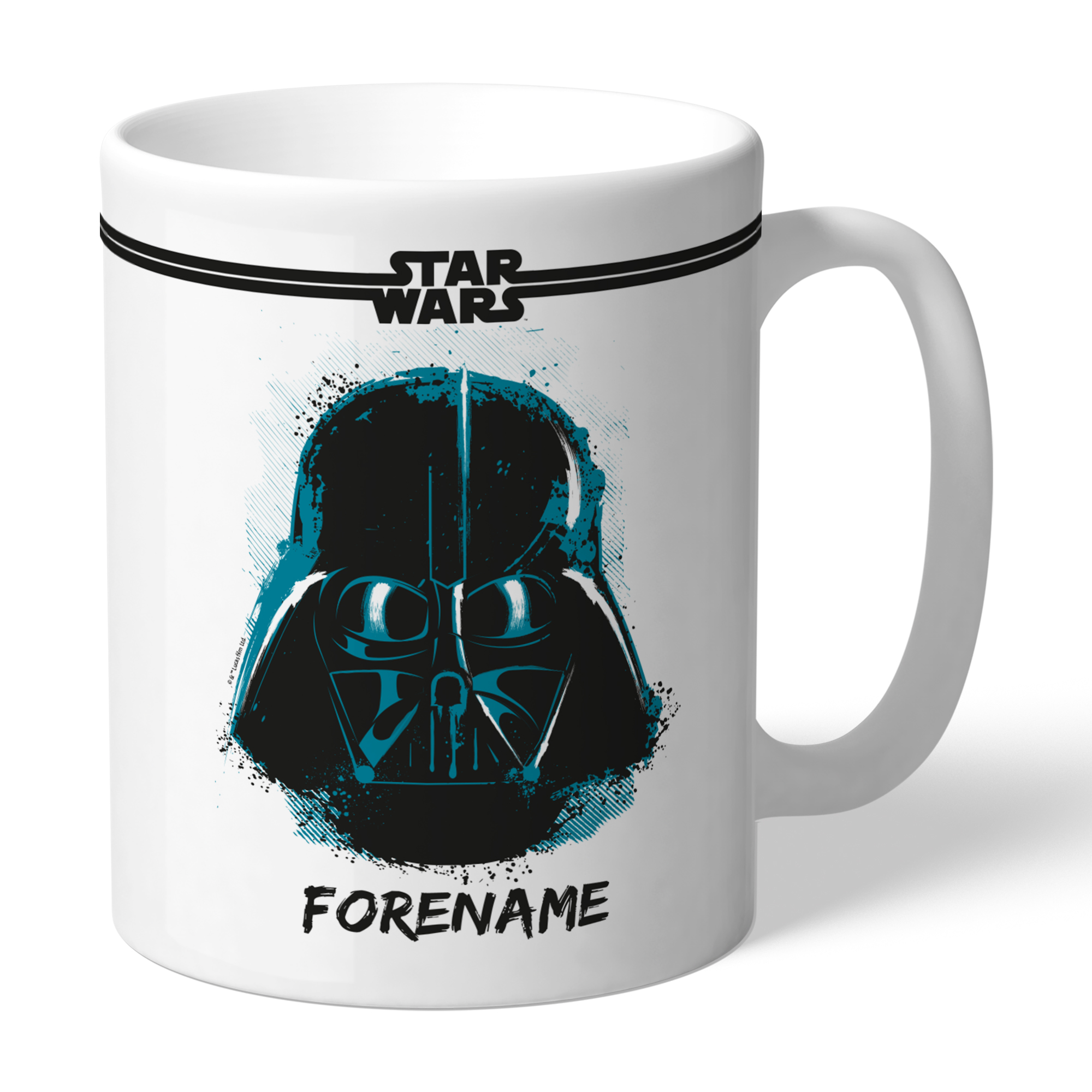 Star Wars Darth Vader Paint Mug
