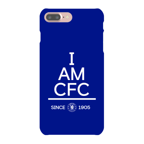 Chelsea FC I Am iPhone 8 Phone Case