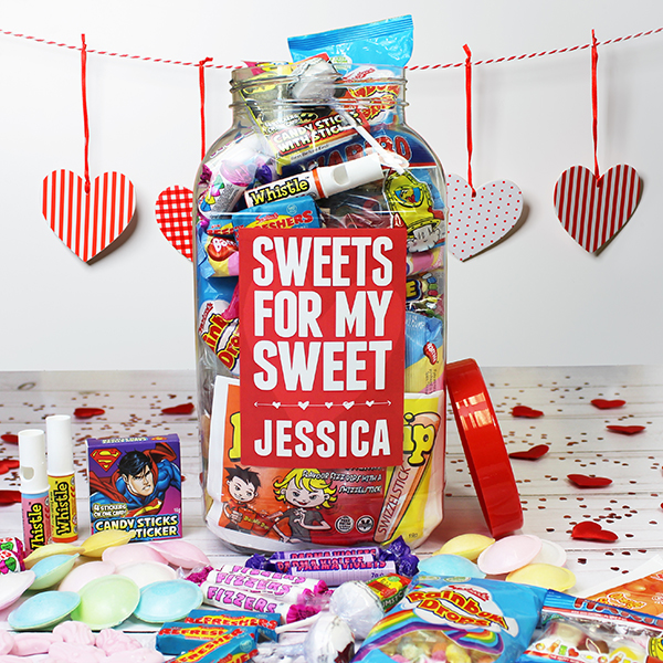 Sweets for my Sweet Jar - Large