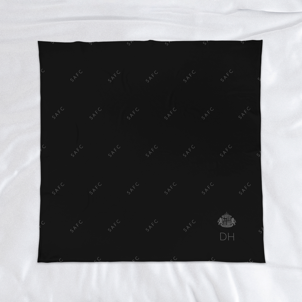 Sunderland AFC Pattern Fleece Blanket