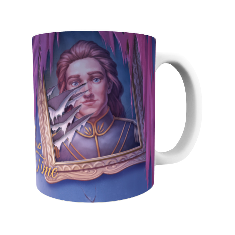 Disney Beauty And The Beast Picture Scene Mug