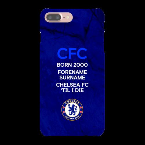 Chelsea FC 'Til I Die iPhone 8 Plus Phone Case
