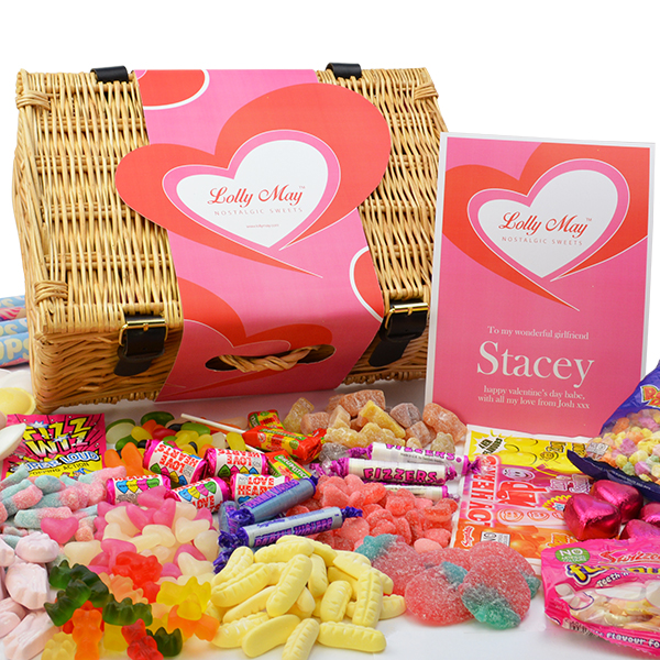 LOVE' Lolly May Sweet Hamper