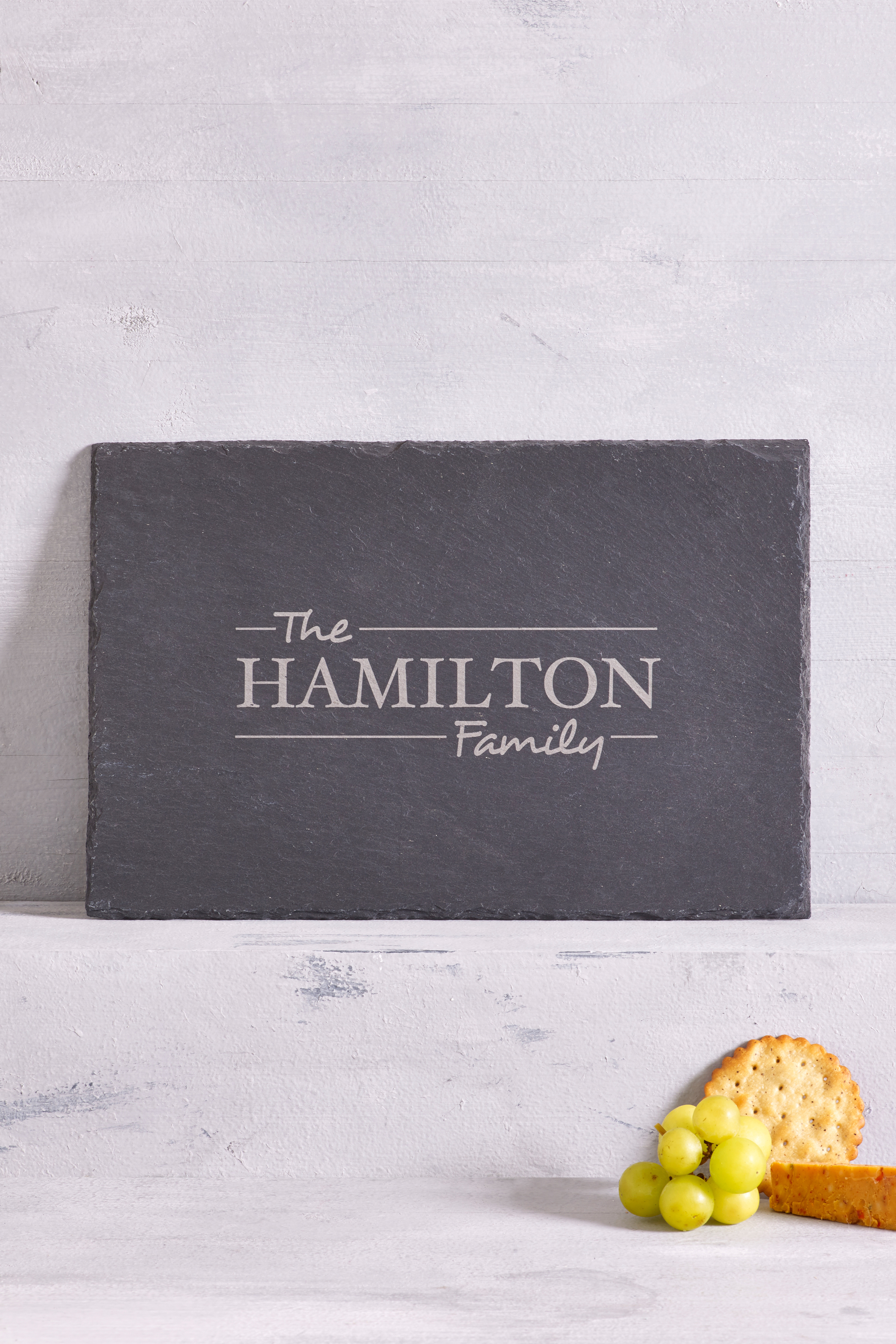 Family Slate Placemats