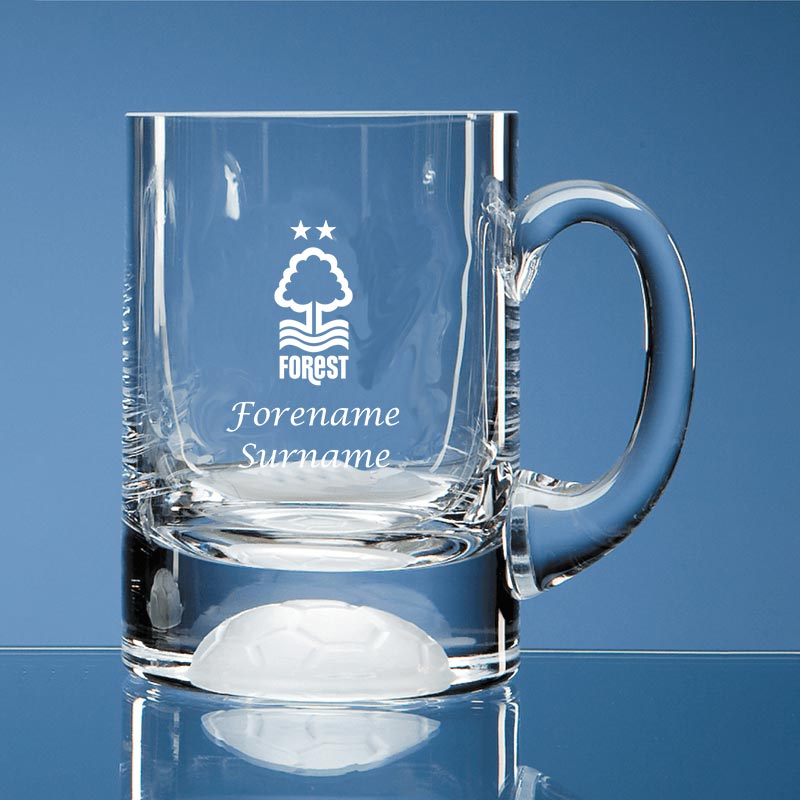 Nottingham Forest FC Ball Base Tankard