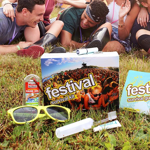 Festival Survival Kit Lifestyle Shot Zoom