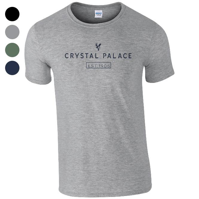 Crystal Palace FC Minimal T-Shirt
