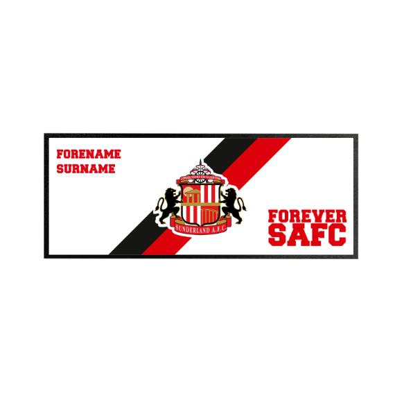Sunderland Forever Regular Bar Runner