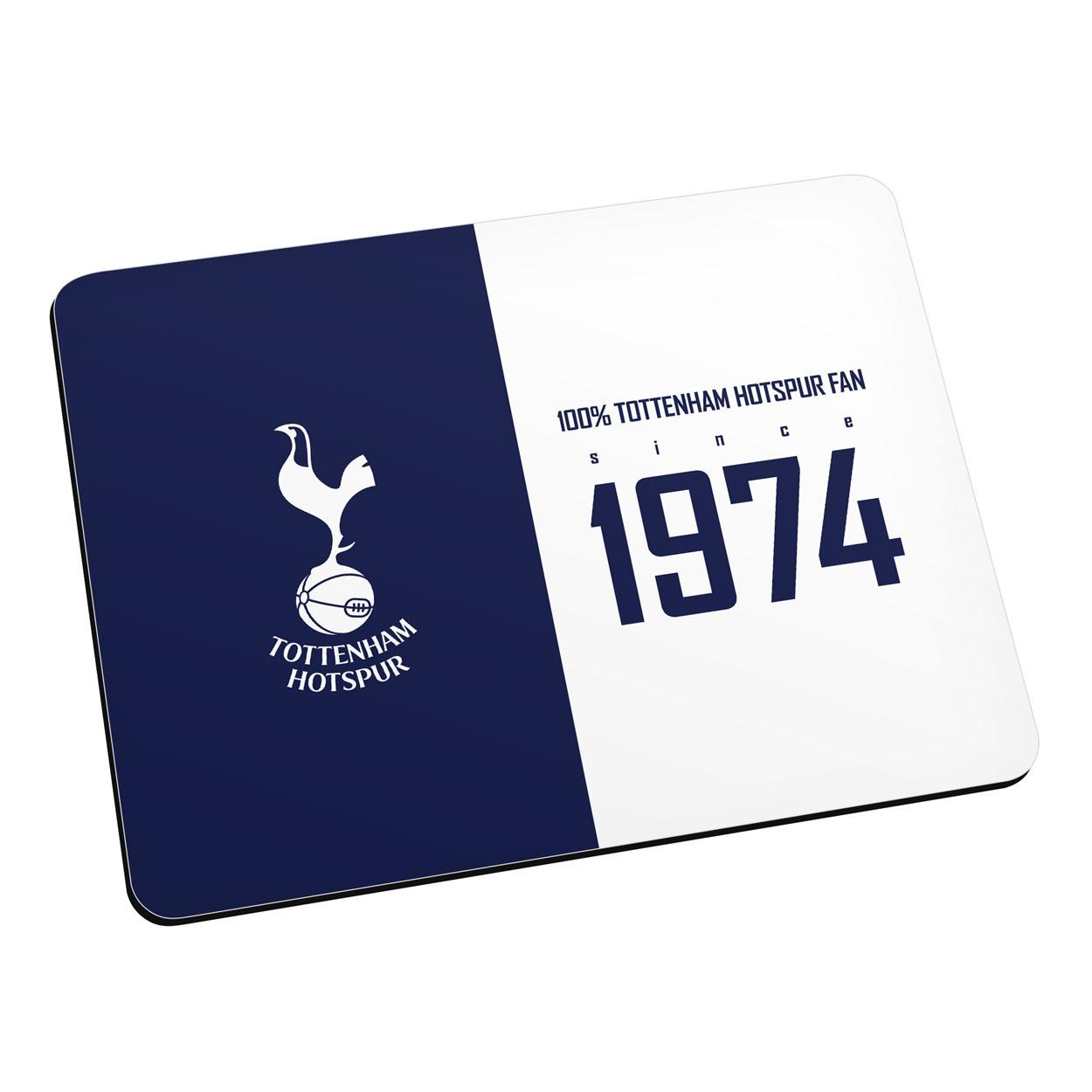 Tottenham Hotspur FC 100 Percent Mouse Mat