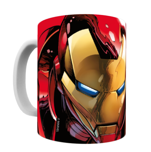 Marvel Avengers Assemble Iron Man Mug