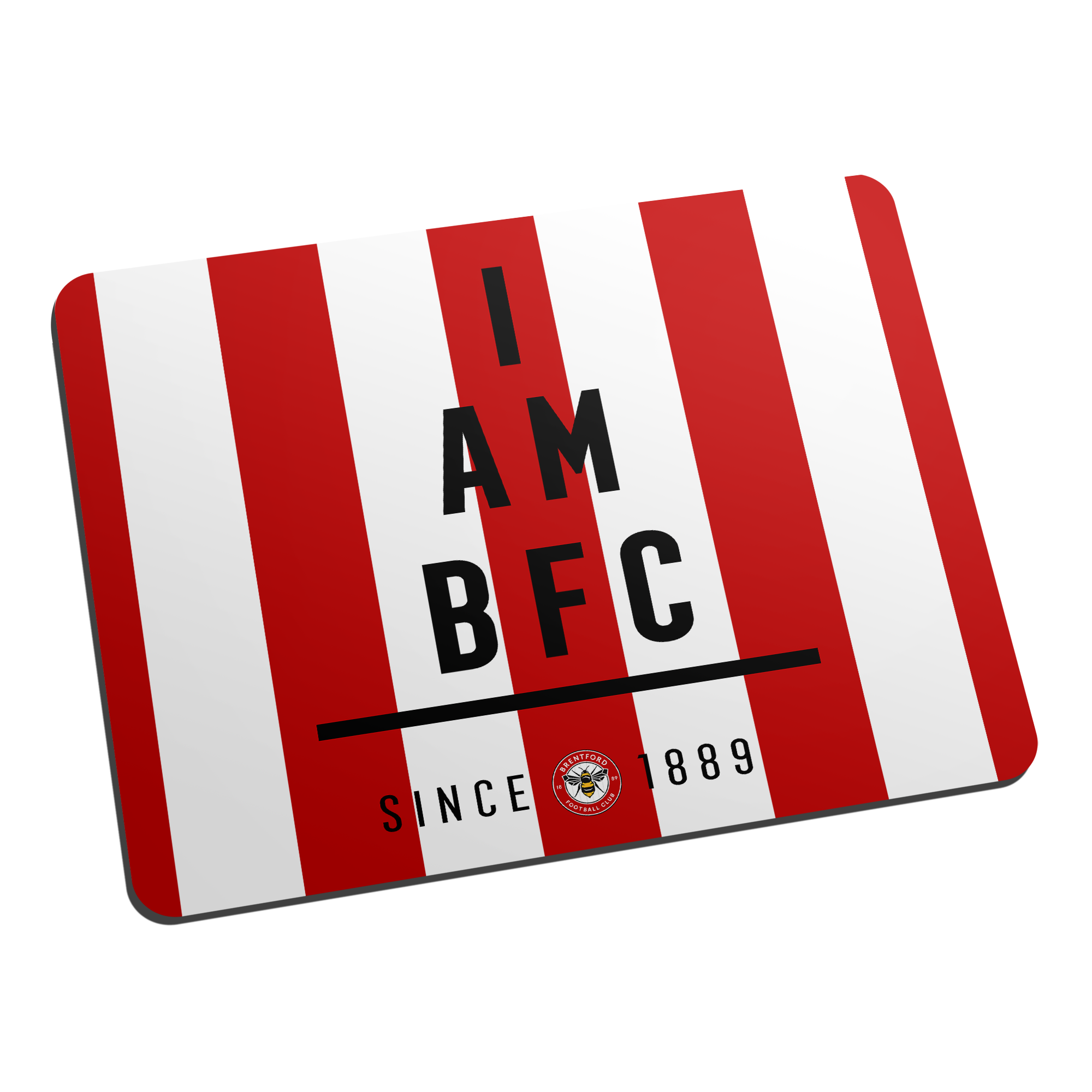 Brentford I Am Mouse Mat