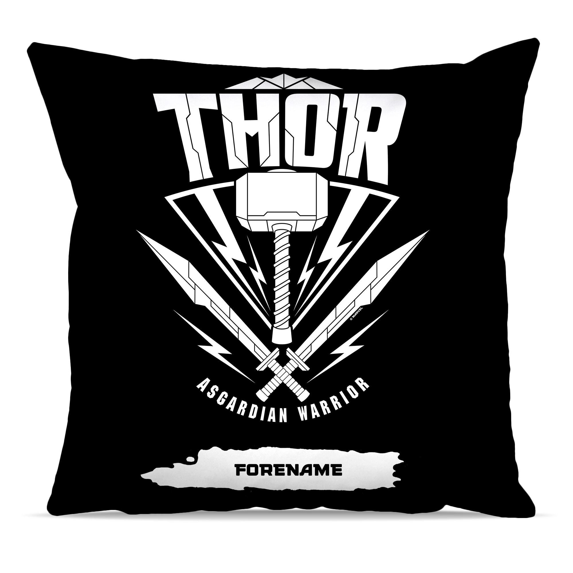 Marvel Thor Ragnarok Thor Badge Cushion