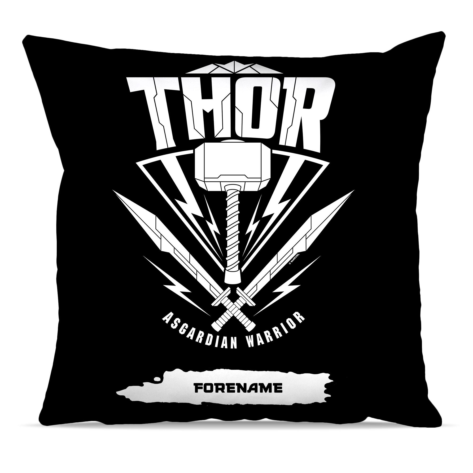 Marvel Thor Ragnarok Thor Badge Cushion
