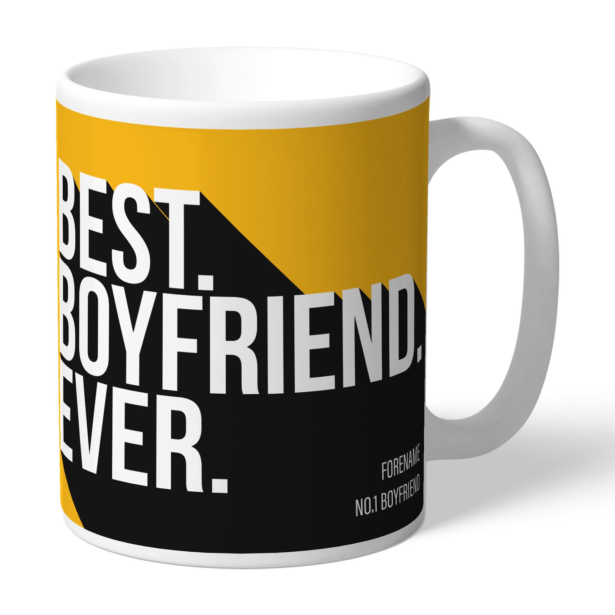 Wolverhampton Wanderers Best Boyfriend Ever Mug
