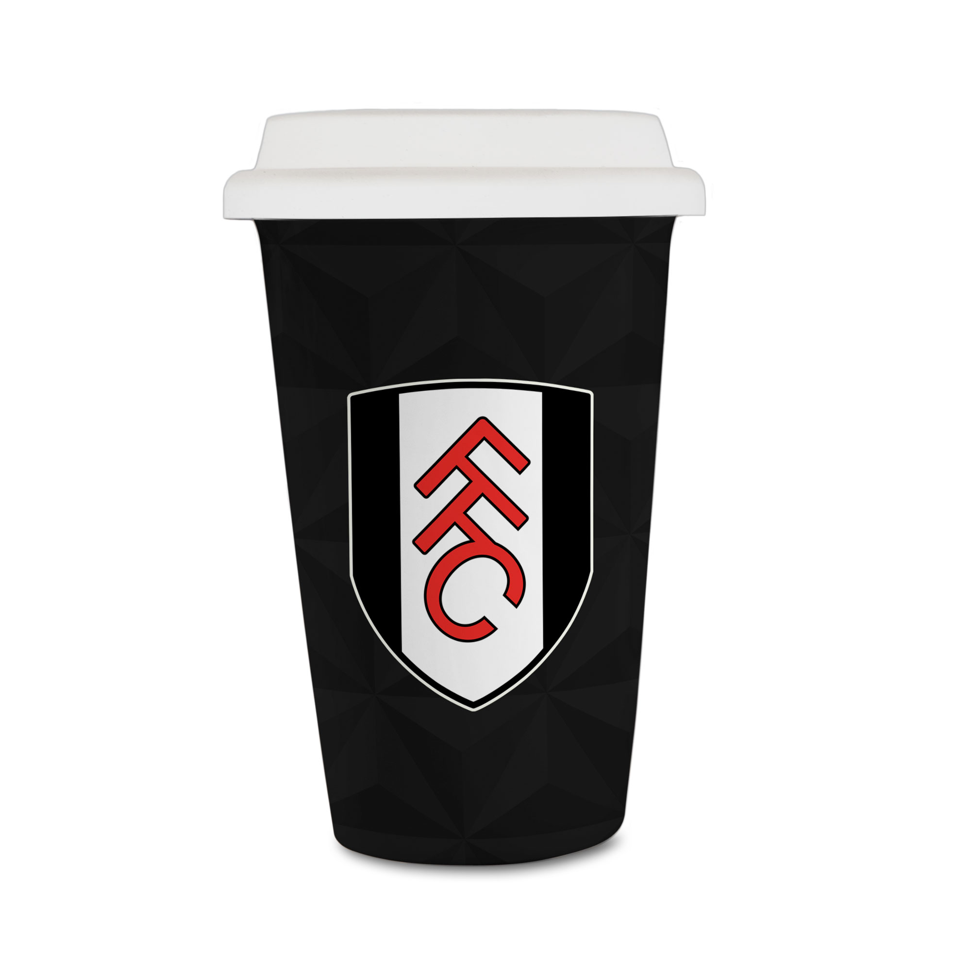 Fulham FC Crest Reusable Cup