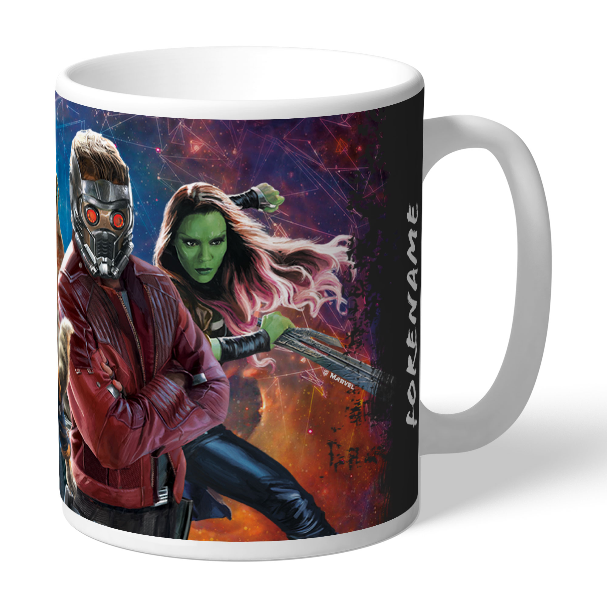 Marvel Guardians of the Galaxy Group Mug