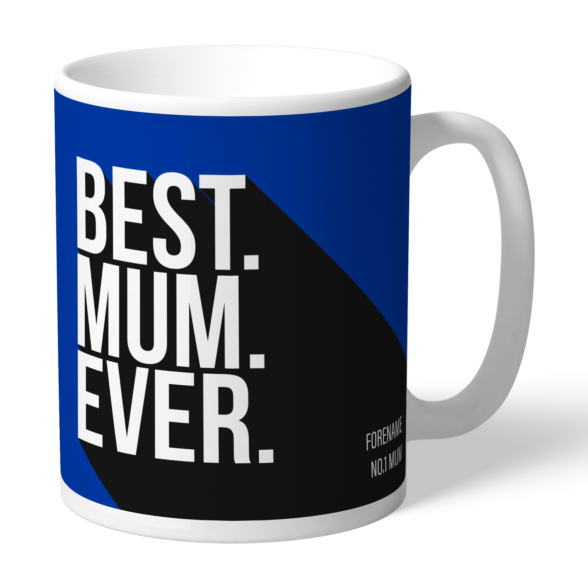 Brighton and Hove Albion Best Mum Ever Mug