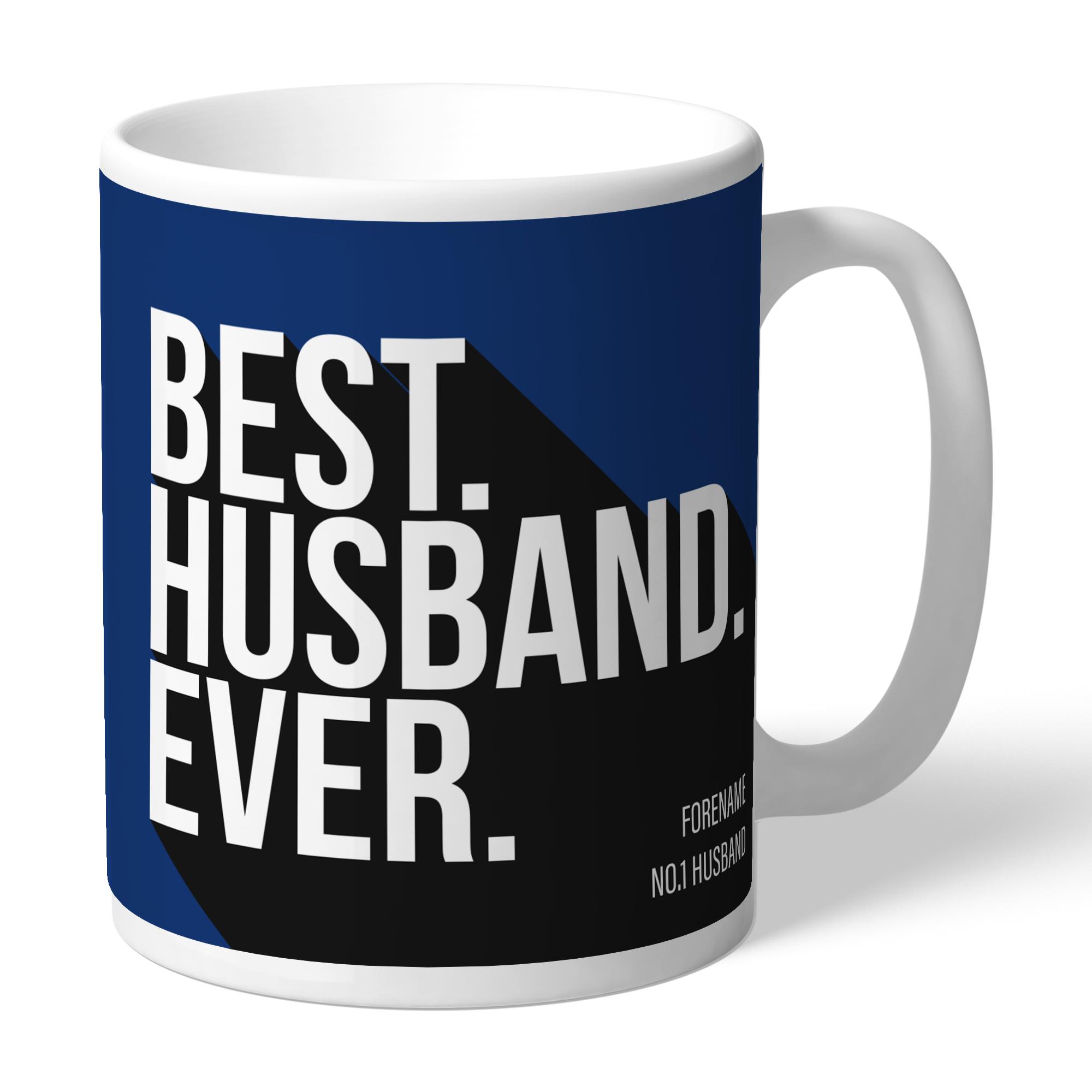 Millwall Best Husband Ever Mug
