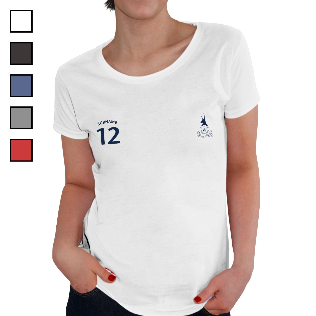 AFC Telford United Ladies Sports T-Shirt