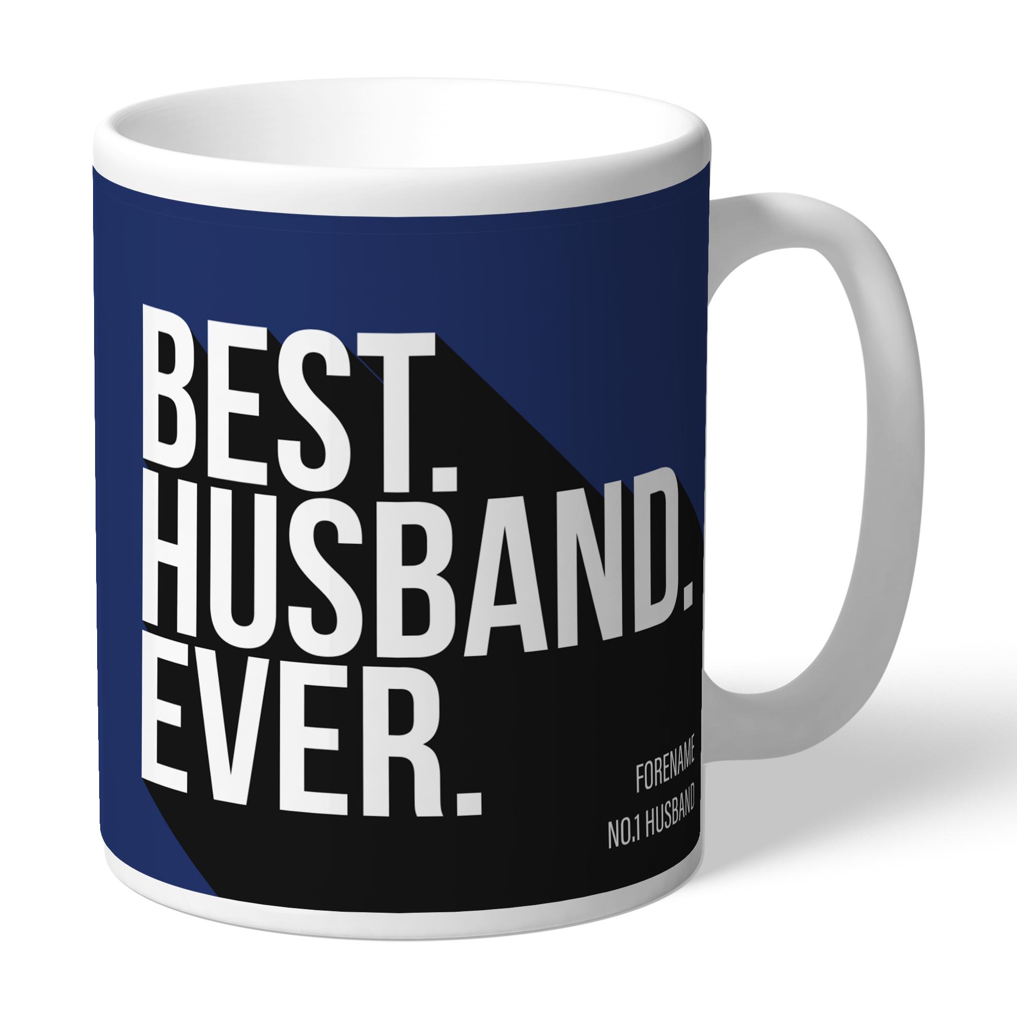 West Bromwich Albion FC Best Husband Ever Mug